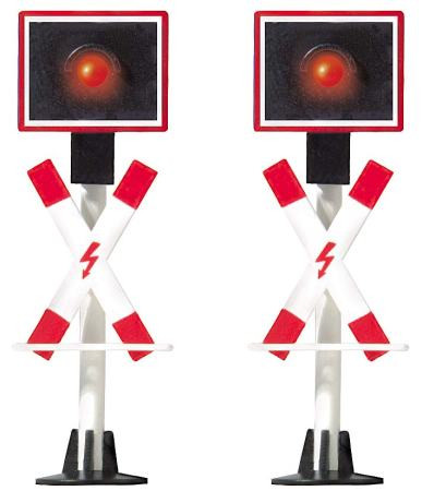 Crossing Signals without Control Unit (2)