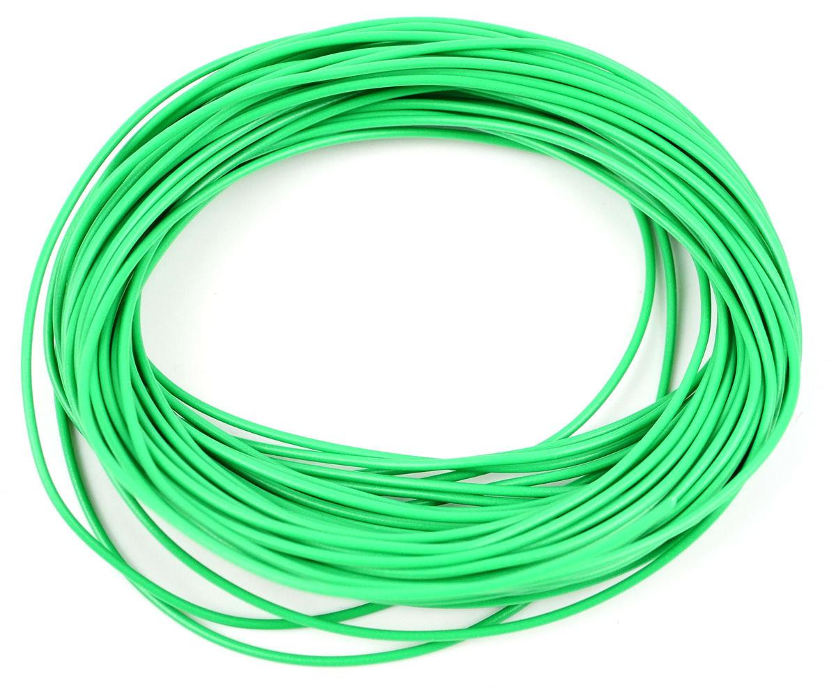 Green Wire (7 x 0.2mm) 10m