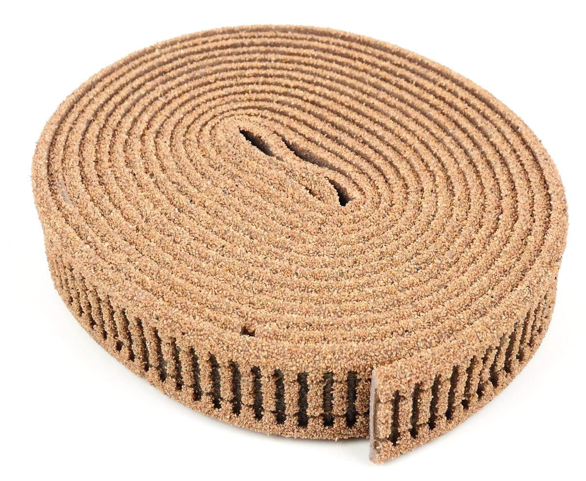 Brown Ballasted Underlay N Scale (Flexible 5m Roll)
