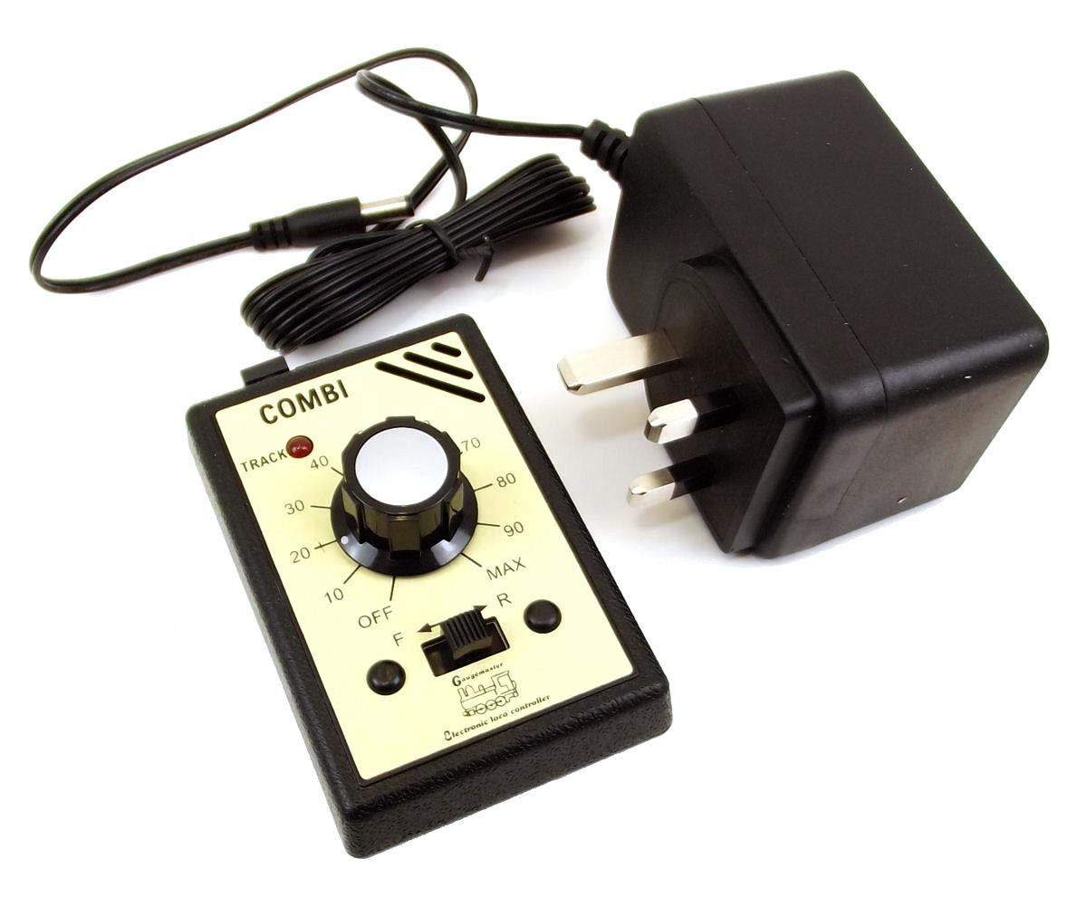 Single Track Controller with Plug in Transformer