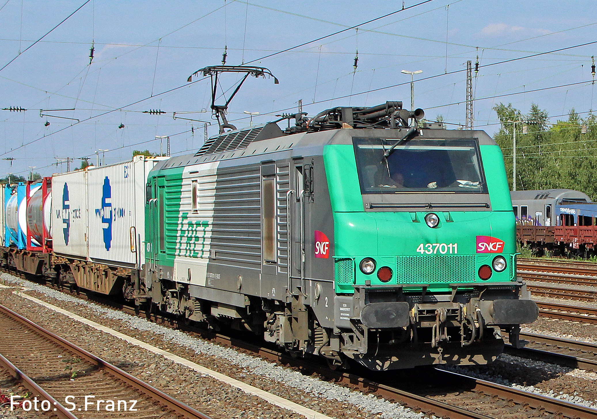 *SNCF Fret BB37000 Electric Locomotive V (DCC-Sound)