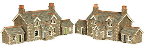 Workers Cottages Card Kit
