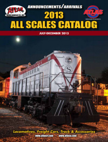 Atlas All Scales Track Catalogue