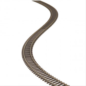 Super Flexi Track Pack (5) 3' Section