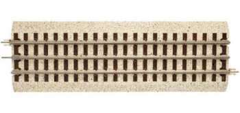 Industrial Roadbed Track Straight Track 254mm (4)