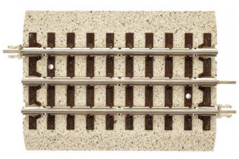 Industrial Roadbed Track Straight Track 114.3mm (4)