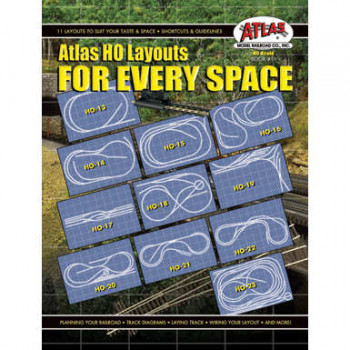 HO Layouts for Every Space Booklet