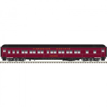 #P# Master 8-1-2 Passenger Car Canadian Pacific Mountaineer