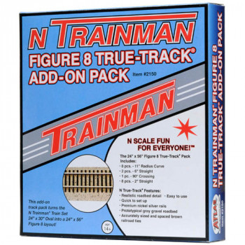 Code 65 True-Track Figure 8 Add on Pack