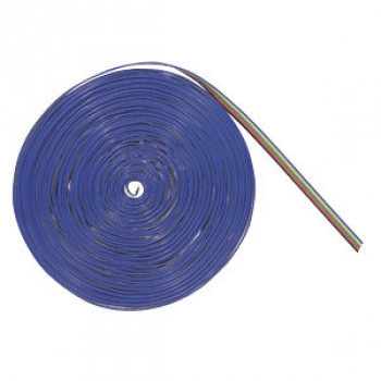 5 Conductor Ribbon Wire 15m