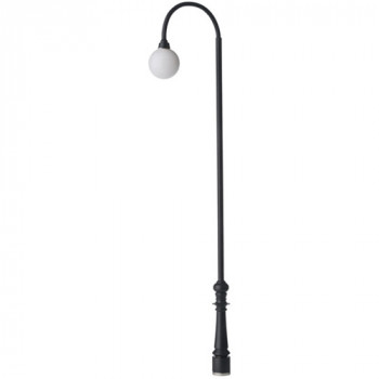Traditional Single Arch Park Light