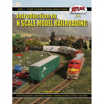 Introduction to N Scale Model Railroading Booklet