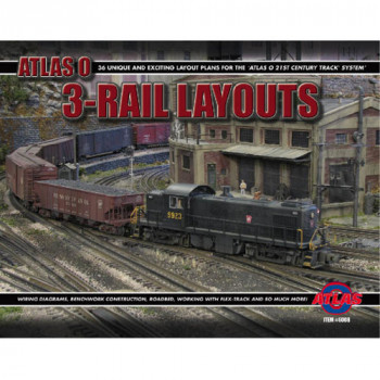 3 Rail 36 Layouts Book