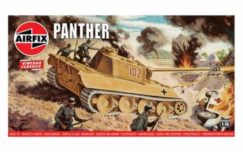 Vintage Classics Panther (1:76 Scale)