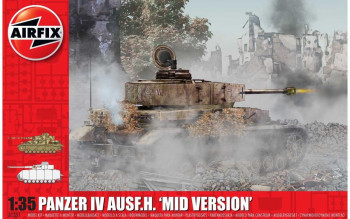 Panzer IV Ausf.H Mid Version (1:35 Scale)