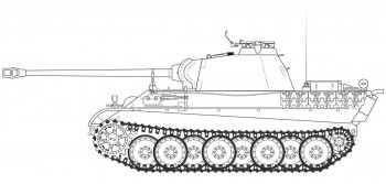 Panther Ausf G (1:35 Scale)