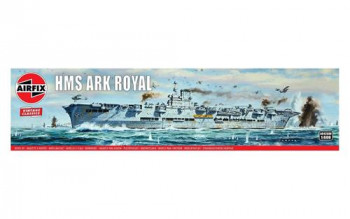 Vintage Classics HMS Ark Royal (1:600 Scale)