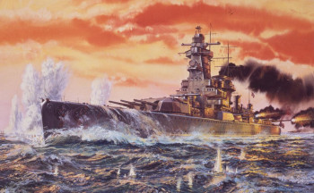 Vintage Classics Admiral Graf Spee (1:600 Scale)