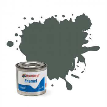 No 1 Grey Primer Matt Enamel Paint (14ml)