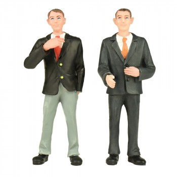 Businessmen Figure Set