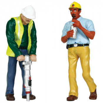 Civil Engineers Figure Set