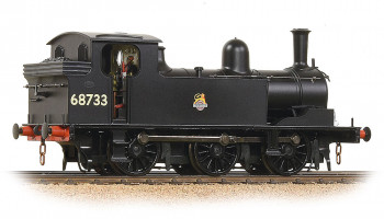 Class J72 0-6-0T 68733 BR Early