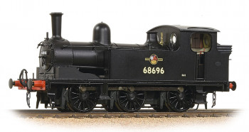 Class J72 0-6-0T 68696 BR Late