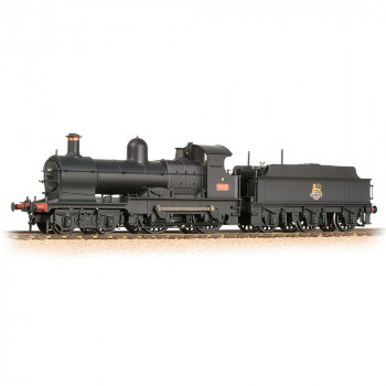 Class 32xx 4-4-0 9018 BR Early Weathered