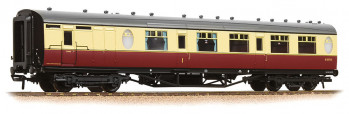 Thompson Corridor 1st/2nd Class Brake BR Crimson/Cream