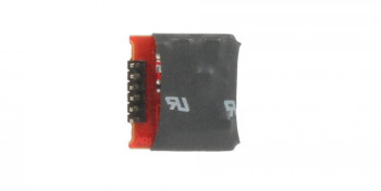 E-Z Command 90 Degree 6 Pin 2fn DCC Decoder with Back EMF
