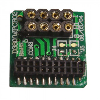 8 Pin to 21 Pin Adaptor