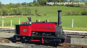 *Quarry Hunslet 0-4-0 Alice Dinorwic Quarry Red