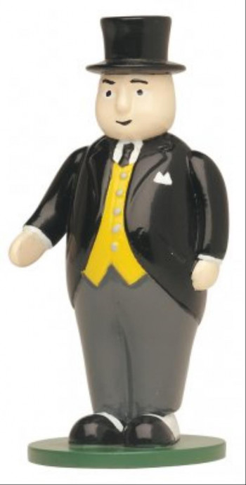 Thomas and Friends Sir Topham Hat Figure