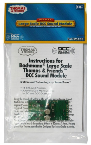 Thomas and Friends DCC Sound Module