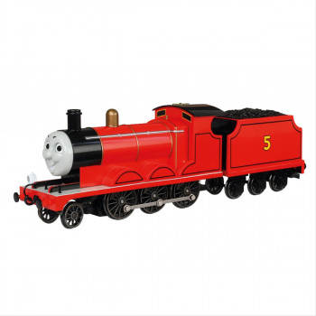 *Thomas & Friends James The Red Engine