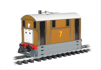 Thomas and Friends Toby the Tram Engine (Moving Eyes)