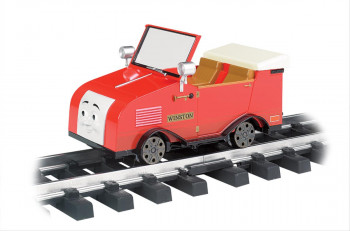 Thomas and Friends Winston the Track Inspection Car