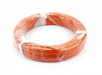 Orange Wire (7 x 0.2mm) 100m