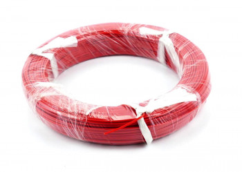 Red Wire (7 x 0.2mm) 100m