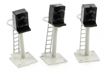 2 Aspect Platform Mounted Signals N Scale (3)
