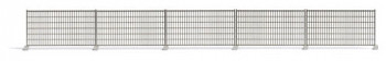 Construction Site Temporary Fencing Kit