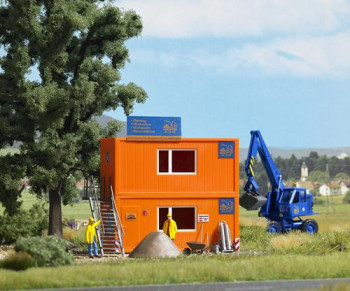 Construction Site Two Storey Container Kit