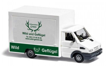 Poultry & Venision Food Van Kit