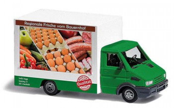 Local Fruit Food Van Kit