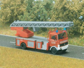 Mercedes LP809 Fire Truck Blue Flashing Roof Light