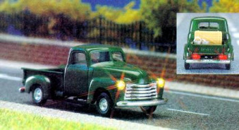 Chevrolet Pick Up Working Headights