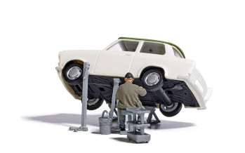 *Lifting Equipment with Trabant Action Set