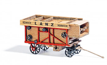 Lanz Threshing Machine