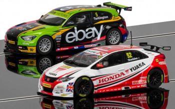 British Touring Car Champions 2014 & 2015