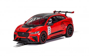 *Jaguar I-Pace Red